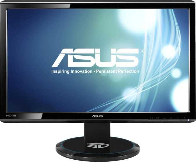 Asus VG23AH Bildschirm Test