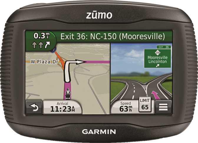 Garmin Zumo 390LM