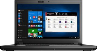 "Lenovo ThinkPad P52 15.6"" Intel Core i7-8750H 2.2GHz / 64GB RAM / 1TB SSD"